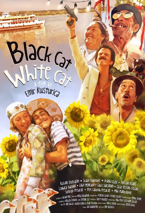 Black Cat, White Cat (1998) DVDRip