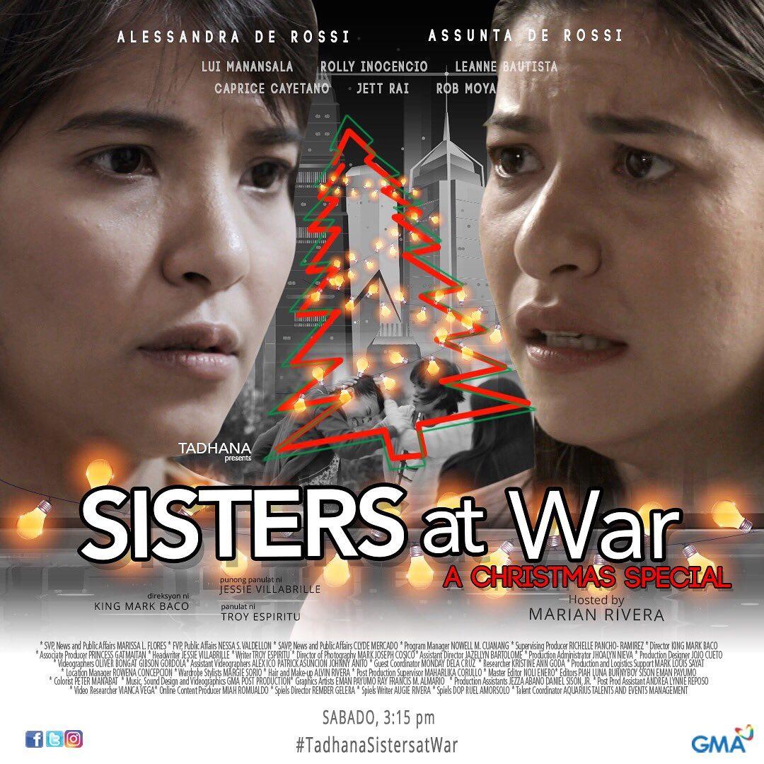 Sisters at War: Part 1 (2019)