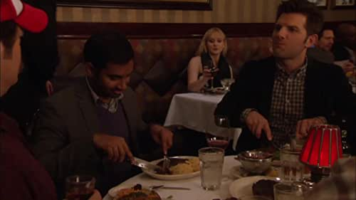 Parks And Recreation: Ron's Dream Bachelor Party
