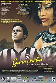 Garrincha: Estrela Solitária Poster