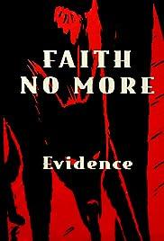 Faith No More: Evidence Poster