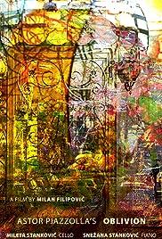Astor Piazzolla's Oblivion Poster