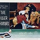 James Best, Ken Curtis, Ingrid Goude, Baruch Lumet, and Gordon McLendon in The Killer Shrews (1959)