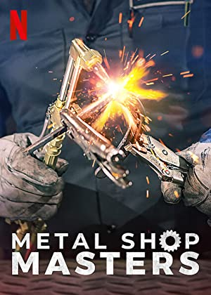 Where to stream Metal Shop Masters