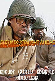 Five Miles Straight Ahead Poster