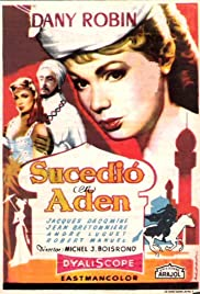 It Happened in Aden Poster