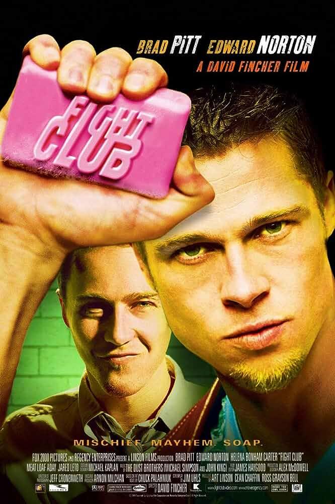 Fight Club (1999) Hindi Dubbed