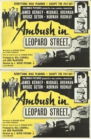 Where to stream Ambush in Leopard Street