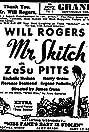 Mr. Skitch (1933) Poster