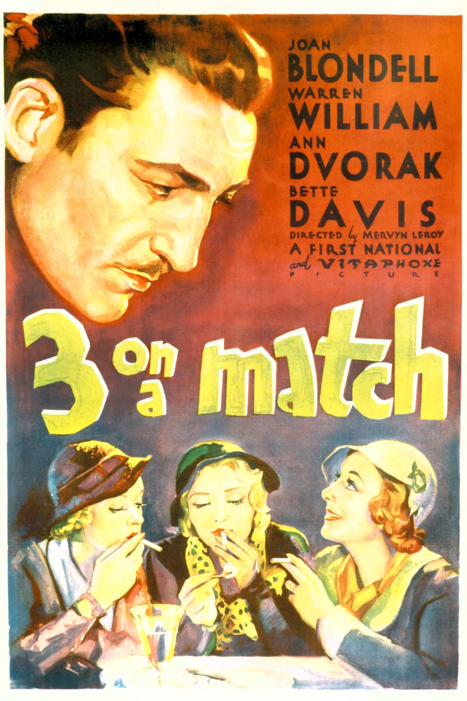 Three on a Match (1932) - IMDb