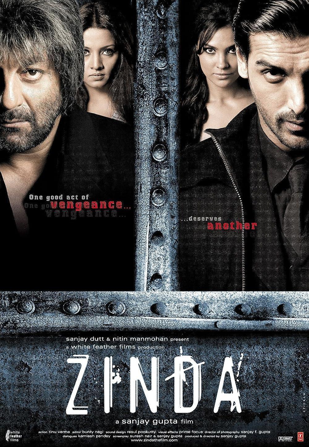Zinda 2006 Hindi 720p AMZN HDRip 1GB Download