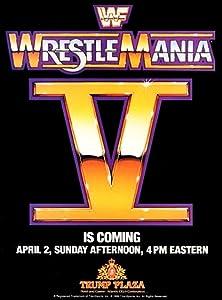 Liens vers les téléchargements de films en anglais WWF WrestleMania V [720pixels] [360p] [mpeg], Jake Roberts, Harry Fujiwara, Arn Anderson