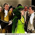 George Arliss, Montagu Love, Doris Kenyon, and Alan Mowbray in Alexander Hamilton (1931)