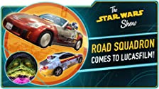 Road Squadron Invades Lucasfilm