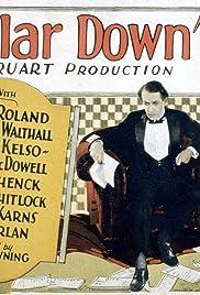 Dollar Down Poster