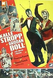 Kalle Stropp, Grodan Boll och deras vänner Poster