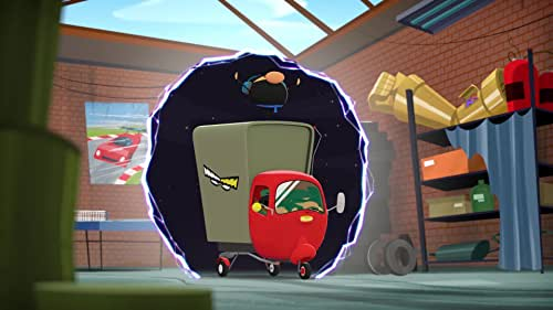 Ninja Express [Trailer]. Imagine a delivery service that delivers anything, anywhere and anytime. A delivery service that's not restricted by the limitations of time and space. And to top things off, imagine it being run by three little Ninjas with incredible powers.