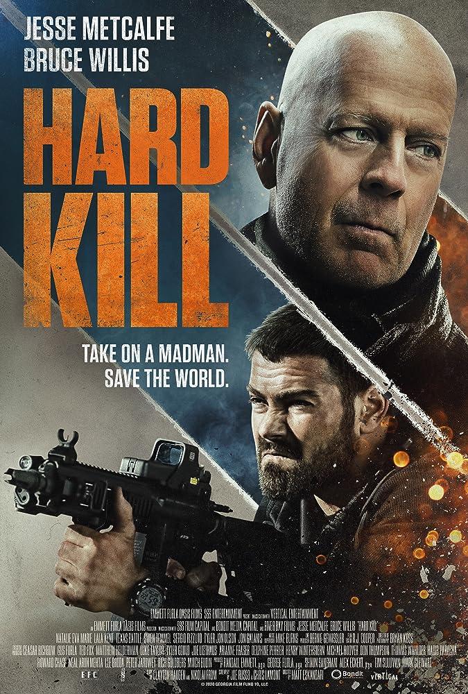 Hard Kill(2020)
