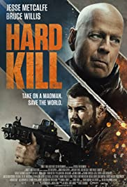 Movie Poster for Hard Kill.