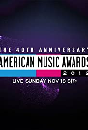 The 40th Anniversary American Music Awards Poster