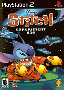 the Stitch Experiment 626 download