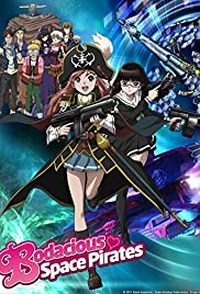 Bodacious Space Pirates Poster
