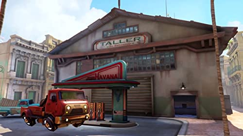 Overwatch: Havana: New Escort Map
