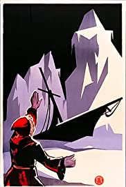 Lost in the Arctic Poster