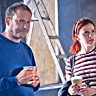 Robert Webb and Louise Brealey in Back (2017)
