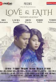 LOVE and FAITH Poster