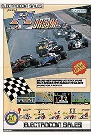 F-1 Dream Poster