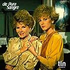 Christian Bach and Alicia Rodríguez in De pura sangre (1985)
