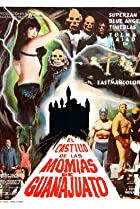 The Castle of Mummies of Guanajuato (1973) Poster