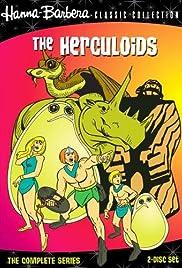 The Herculoids Poster
