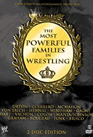 The Most Powerful Families in Wrestling Poster