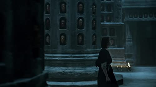 Game of Thrones: The Hall of Faces