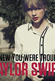 Taylor Swift: I Knew You Were Trouble Poster