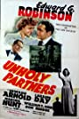 Unholy Partners (1941) Poster