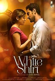 White Shirt Poster