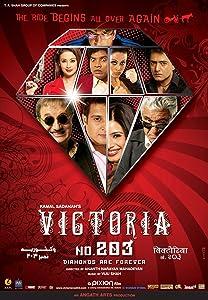 Movies in theater Victoria No. 203: Diamonds Are Forever India [Bluray]