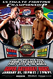 UFC 46: Supernatural Poster