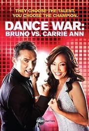Dance War: Bruno vs. Carrie Ann Poster