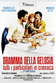 The Pizza Triangle (1970) Poster - Movie Forum, Cast, Reviews