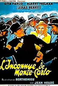 L'inconnue de Monte Carlo (1939)