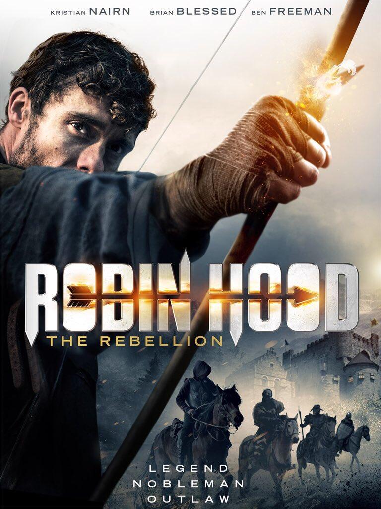 Robin Hood: The Rebellion (2018) BluRay 720p & 1080p