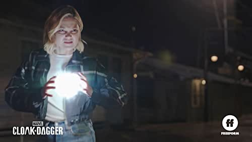"""There is a new evil growing in New Orleans. Marvel's """"Cloak & Dagger"""" Season 2 premieres April 4 on Freeform."""