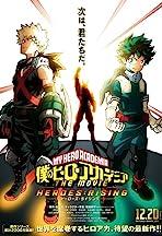 My Hero Academia - Boku no hîrô akademia THE MOVIE - Heroes: Rising - Hîrôzu: Raijingu