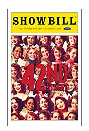 The Lullaby of Broadway: Opening Night on 42nd Street Poster