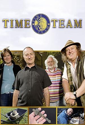 Where to stream Time Team