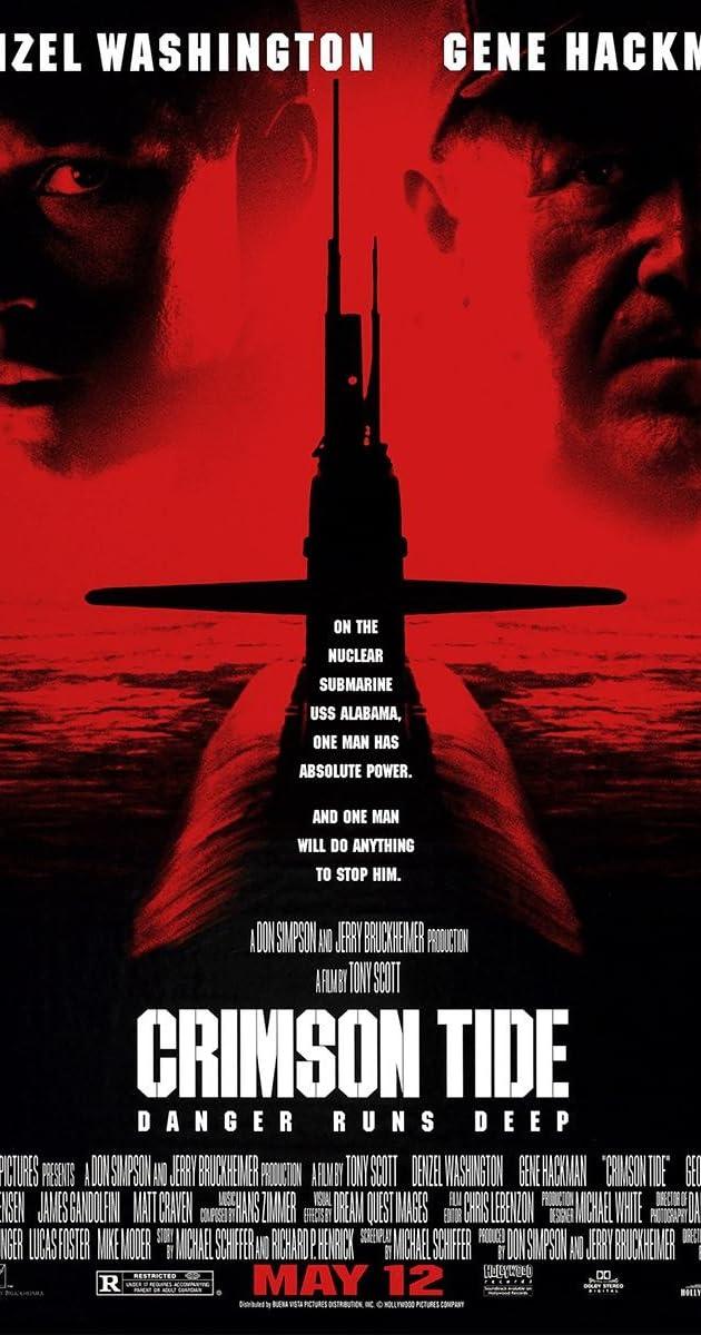 Subtitle of Crimson Tide